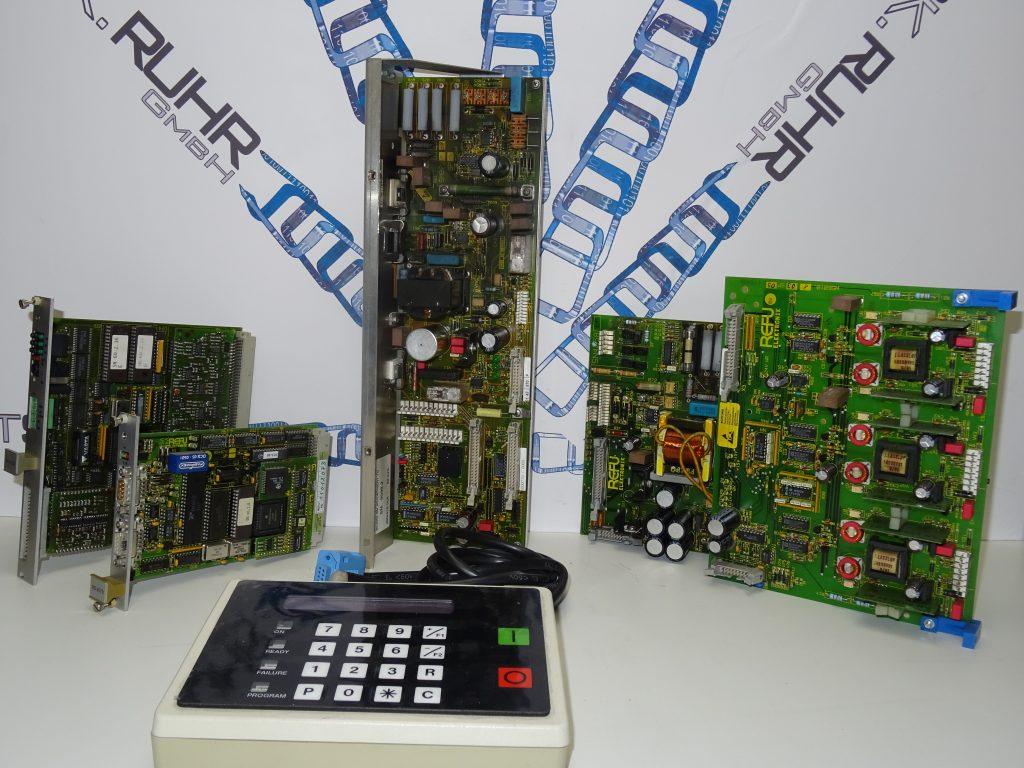 REFU 317 Frequenzumrichterreparatur TSK.RUHR